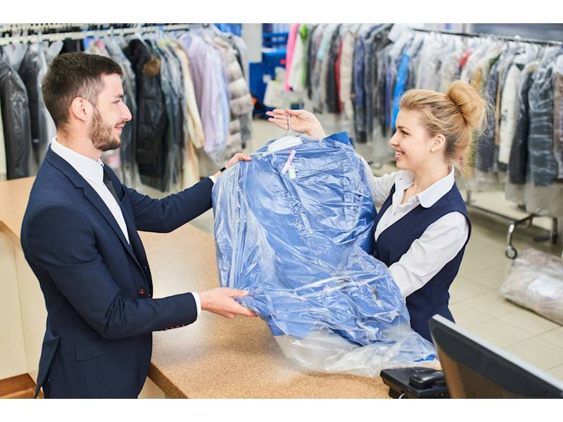 Dry Cleaning Business, 30 yrs