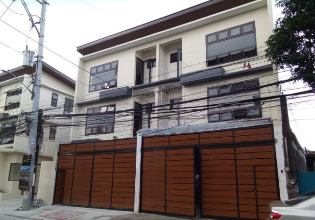 Spacious 3 Bedroom Townhouse for Sale in Cubao