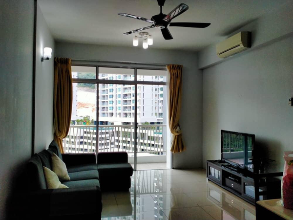 Fully Furnished Condominium For Sale At The Peak Residences, Mount Erskine