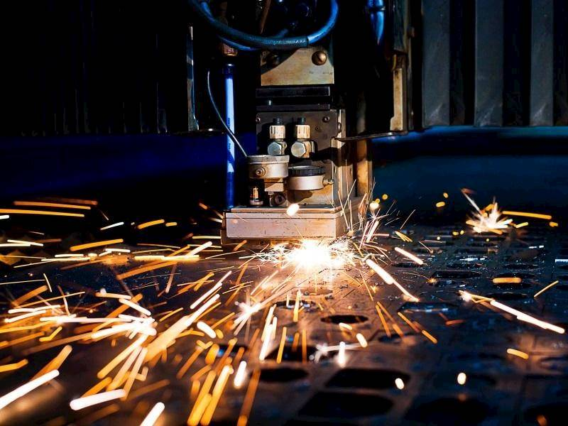 Laser Cutting And Manufacturing Business