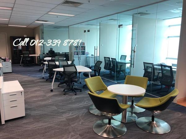 Fully Furnished Office For Sale At Q Sentral, KL Sentral