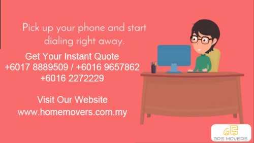 GPS Movers - Storage Service, Malaysia