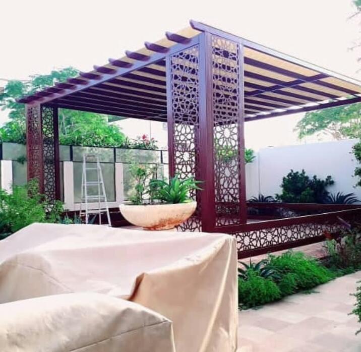تركيب مظلات جلسات حدائق مضلات احواش بالرياض - صور مظلات جديدة 0535163337