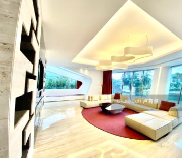 Ultra Modern Designer Decor Sentosa Bungalow