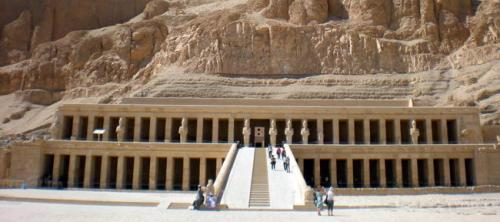 Ancient Temple In Egypt Trips