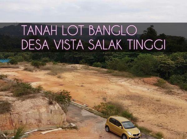 Residential Land For Sale At Taman Desa Vista, Salak Tinggi