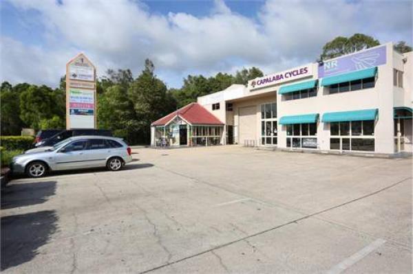 Retail In Capalaba, Australia