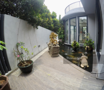 Modern 3 Storey Semi Detached House and Lot