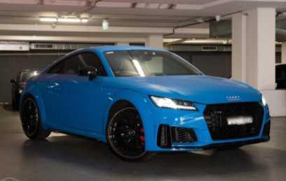 2019 Audi TTS Auto