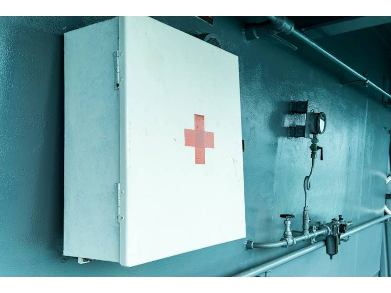 Niche First Aid Service & Industrial Safety Supply Company with Large