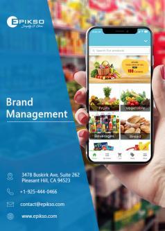 Digital Marketing for Food & Beverages Retail