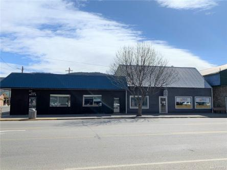 Commercial Building on Corner Lot For Sale