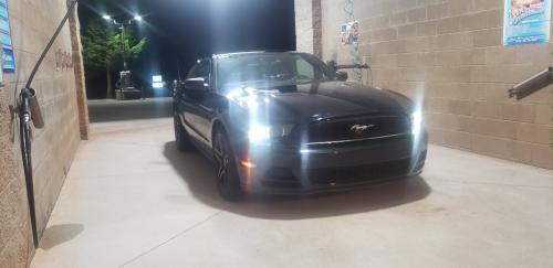 2014 Mustang V6