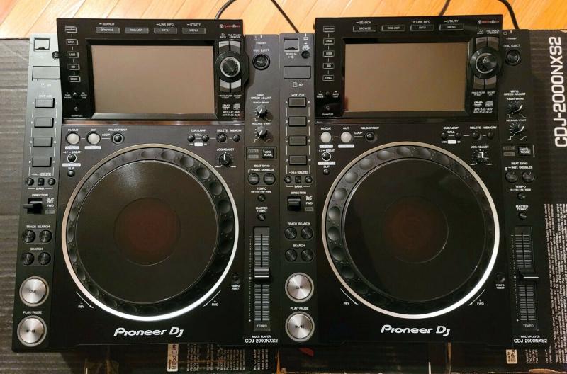 Pioneer Ddj 1000, Pioneer Ddj 1000srt, Pioneer Ddj Sx3,pioneer Ddj-flx6, Pioneer Cdj-3000, Pioneer Cdj 2000 Nexus2, Pioneer Djm 900 Nexus2