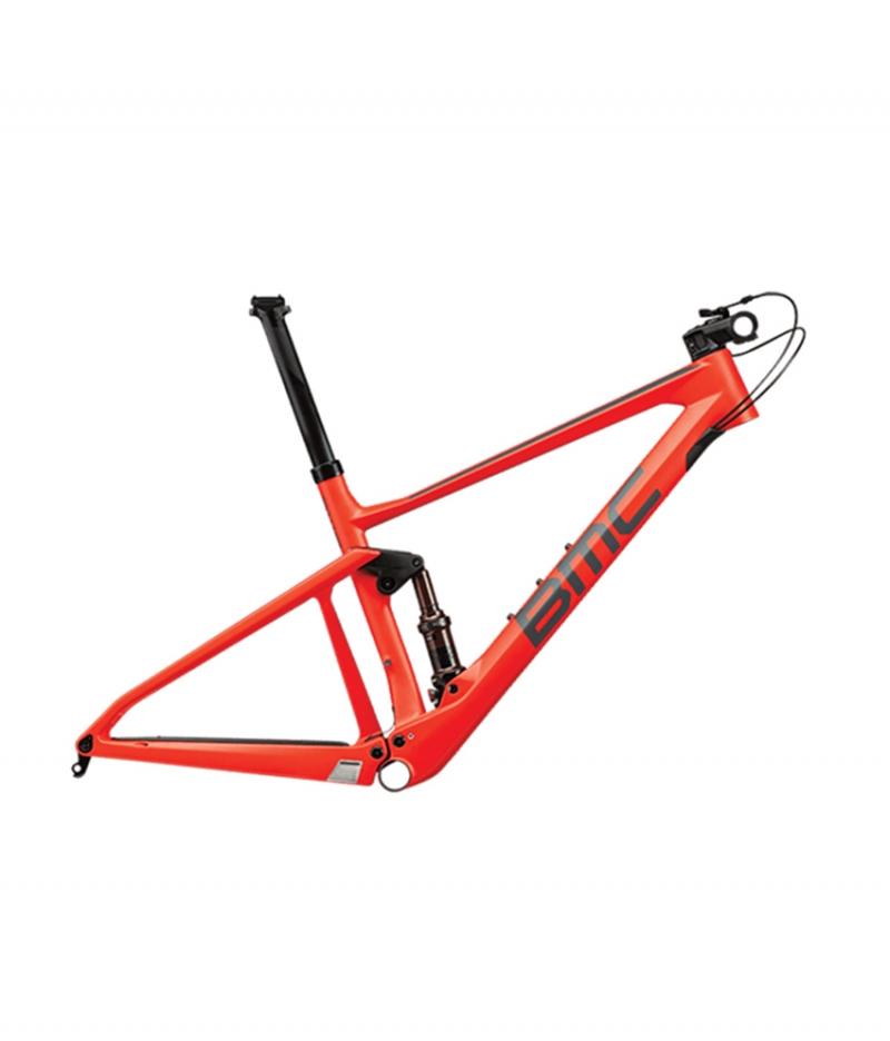 2021 BMC Fourstroke 01 Frameset - (BamboBike)