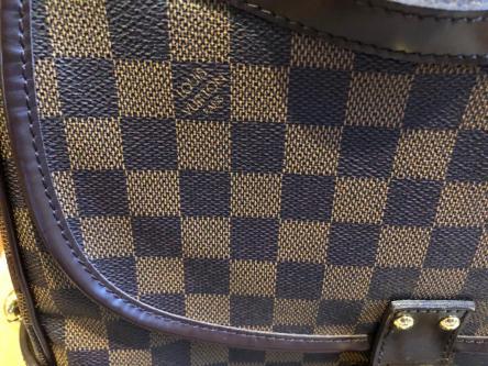Louis Vuitton Highbury Damier Ebene