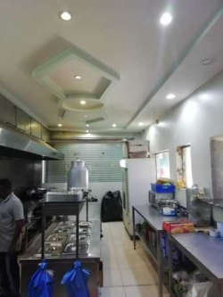 I am selling cafeteria with all amenities