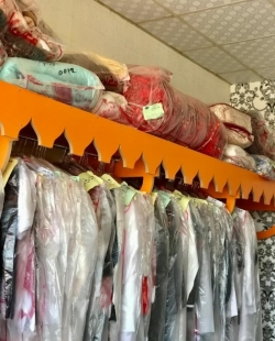 للبيع مغسلة ملابس