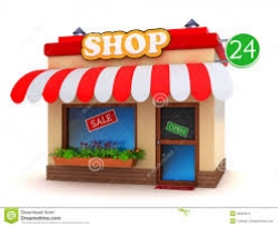 Ready Made Shop With Mezannine