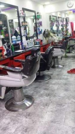 Gents Salon For Sale