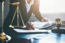 مستشار قانوني متفرغ لصياغة اللوائح القانونية