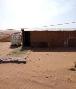بقالة في مخيمات الثمامة