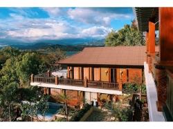 World Class Balinese Style Lake Resort