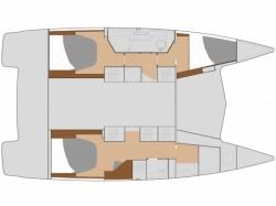 Yacht - Fountaine Pajot Catamarans