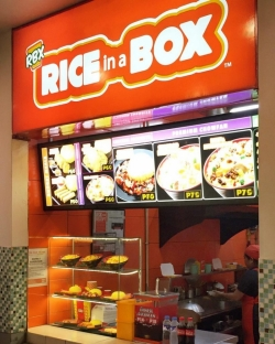 Rice in a Box Franchise