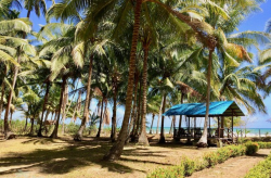 Private Beach Property in Palawan in Front of Sulu Sea