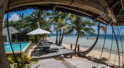 Beach Resort and Restaurant in the heart of Siargao Island