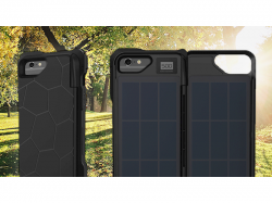 Portable Solar Tech for Smart Phone