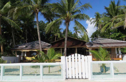 Beautiful House on White Sand Beach