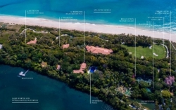 Gemini: 15-acre ocean-to-lake estate