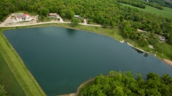Lakeside Resort & Event Venue in Kansas with 100 +/- acres