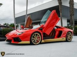 Lamborghini Huracan, Aventador S, and Urus