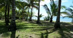 Sugar Beach Titled Beachfront Resort Lot