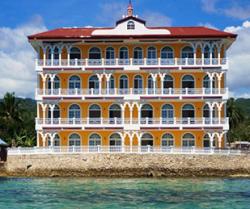 Stunning Italian Style Waterfront Palaca