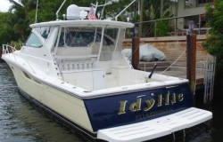 IDYLLIC 42 Tiara 2005