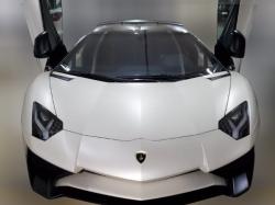Lamborghini Aventador SV Roadster 2018