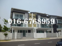 MYR 1600000 - 6 BR - Cassia Grove, 3 storey semi D for sale