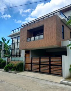 Modern 3 Storey House in Greenwoods Pasig