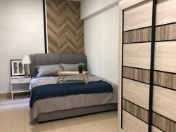 Fully Furnished Condominium For Sale At Perdana Exclusive, Damansara Perdana