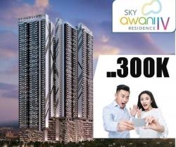 Unfurnished Condominium For Sale At SkyAwani 4, Air Panas