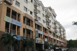 Unfurnished Shop-Office For Sale At Cheras Business Centre, Taman Yulek