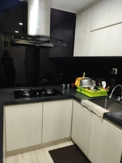 Fully Furnished Condominium For Sale At Vista Millennium, Millennia City