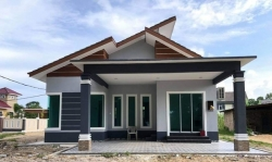 Unfurnished Bungalow For Sale At Taman Saga, Alor Setar