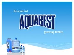 Aquabest Franchise