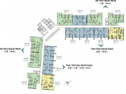Unfurnished Condominium For Sale At Paya Terubong, Air Itam