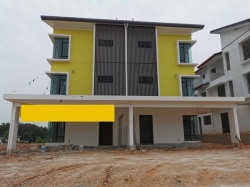Unfurnished Semi-Detached For Sale At Sungai Merab, Bangi